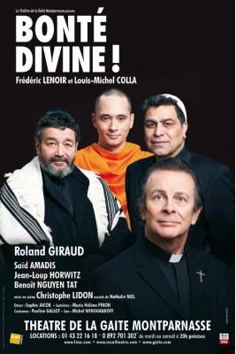 Bonte divine for Telematin theatre